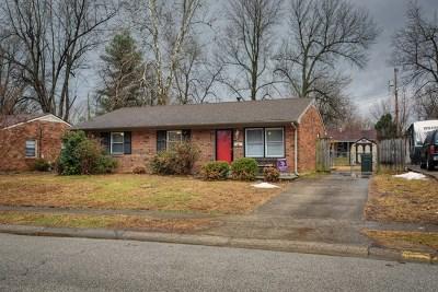 Owensboro Single Family Home For Sale: 2658 Strawbridge Place