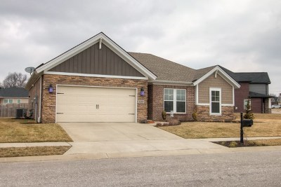 Owensboro Single Family Home For Sale: 2265 Meadowhill Lane