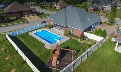 Owensboro Single Family Home For Sale: 3202 Spring Ridge Pkwy
