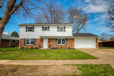 Owensboro Single Family Home For Sale: 2311 Middleground Dr.