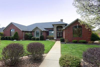Owensboro Single Family Home For Sale: 6707 Barcroft