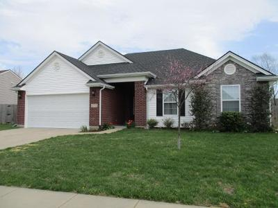 Owensboro Single Family Home For Sale: 2921 Trails Way