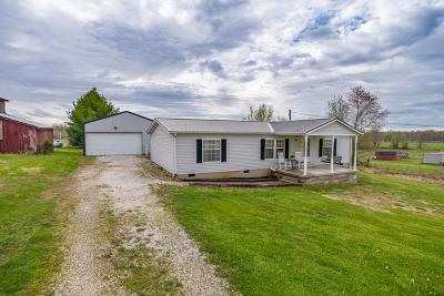 Owensboro Single Family Home For Sale: 7380 Short Station Rd