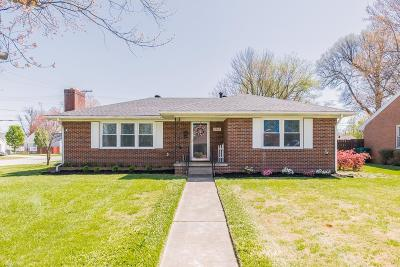 Owensboro Single Family Home For Sale: 2907 Tanglewood Drive
