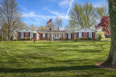 Owensboro Single Family Home For Sale: 4449 Old Hartford Road
