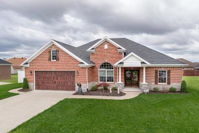 Owensboro Single Family Home For Sale: 6648 Spring Haven Trace
