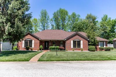 Owensboro Single Family Home For Sale: 4306 Edgewood Court