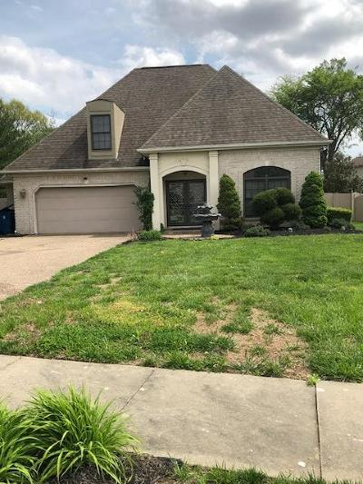 Owensboro Single Family Home For Sale: 4701 Water Wheel Way