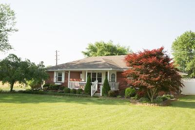 Owensboro Single Family Home For Sale: 2352 Reid Road