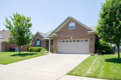 Owensboro Single Family Home For Sale: 2910 Trails Way