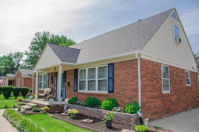 Owensboro Single Family Home For Sale: 2201 Stratford Drive South