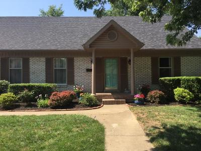 Owensboro Single Family Home For Sale: 1636 Forrest Lane