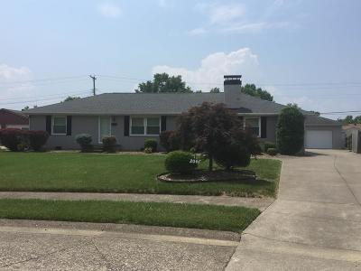 Owensboro Single Family Home For Sale: 2048 Lydia Dr