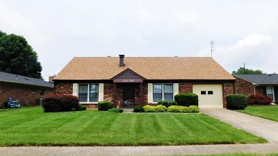 Owensboro Single Family Home For Sale: 2239 Count Turf