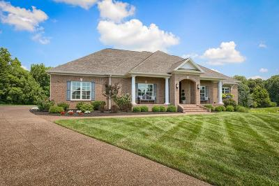 Owensboro Single Family Home For Sale: 2837 Summer Valley Lane
