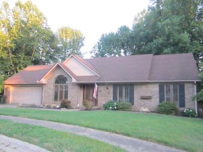 Owensboro Single Family Home For Sale: 2510 Ashwood Court