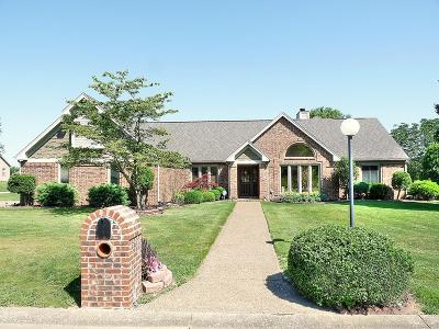 Owensboro Single Family Home For Sale: 3803 Meadowbrook