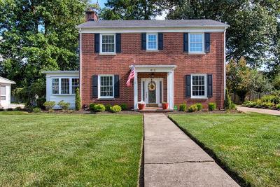 Owensboro Single Family Home For Sale: 412 Ford Avenue