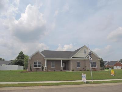 Owensboro Single Family Home For Sale: 6356 Springwood Drive