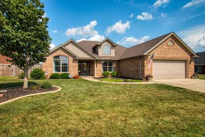 Owensboro Single Family Home For Sale: 2063 Spring Creek Trace