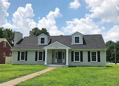 Owensboro Single Family Home For Sale: 2900 Eastern Pkwy