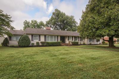 Owensboro Single Family Home For Sale: 324 St Claire Drive
