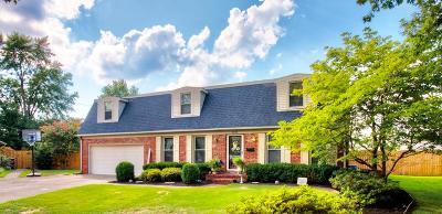 Owensboro Single Family Home For Sale: 3833 Garden Terrace
