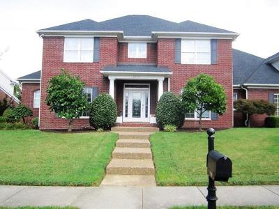 Owensboro Single Family Home For Sale: 2609 Avenue Of The Parks