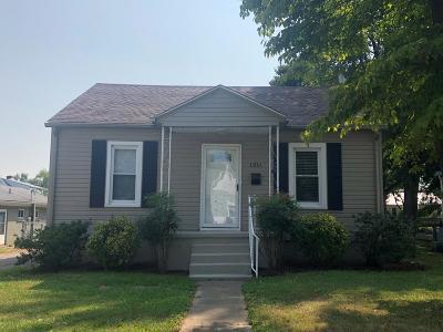 Owensboro Single Family Home For Sale: 1211 Venable Avenue