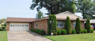 Owensboro Single Family Home For Sale: 2233 Citation Avenue