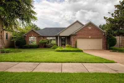 Owensboro Single Family Home For Sale: 6673 Waterford Place