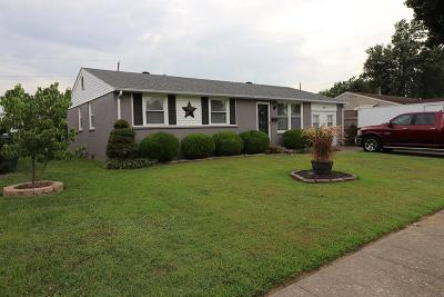 Owensboro Single Family Home For Sale: 1002 Piedmont Dr