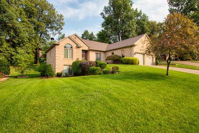Owensboro Single Family Home For Sale: 4410 Wilderness Trace