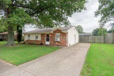 Owensboro Single Family Home For Sale: 6181 Sutter Loop W.