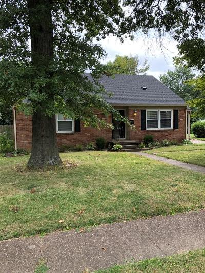 Owensboro Single Family Home For Sale: 2531 Iroquois Dr.