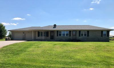 Hardinsburg KY Single Family Home For Sale: $130,000