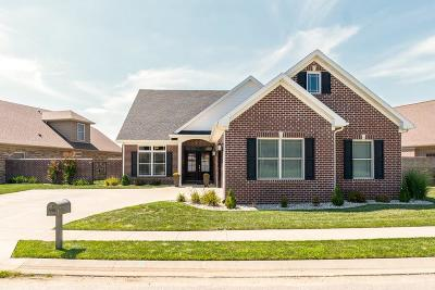Owensboro Single Family Home For Sale: 548 Stableford Circle