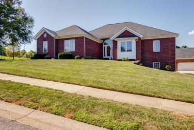 Owensboro Single Family Home For Sale: 2730 Trotters Lane