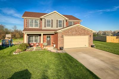 Owensboro Single Family Home For Sale: 2833 Turfway Drive
