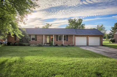 Owensboro Single Family Home For Sale: 3765 Locust Hill Drive East