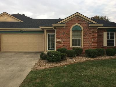 Owensboro Single Family Home For Sale: 2533 Juniper Gardens