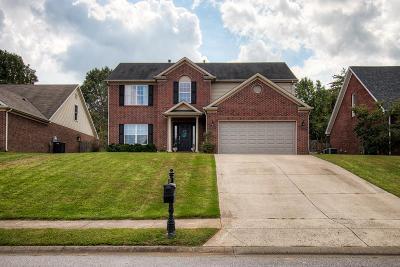 Owensboro Single Family Home For Sale: 3020 Creek Branch Cove