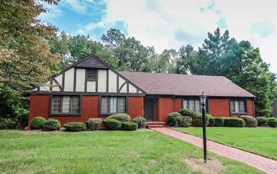 Owensboro Single Family Home For Sale: 4139 Fox Run