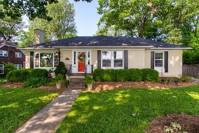 Owensboro Single Family Home For Sale: 1720 McCreary Ave