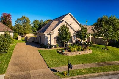 Owensboro Single Family Home For Sale: 4615 Tanglewood Park Cove