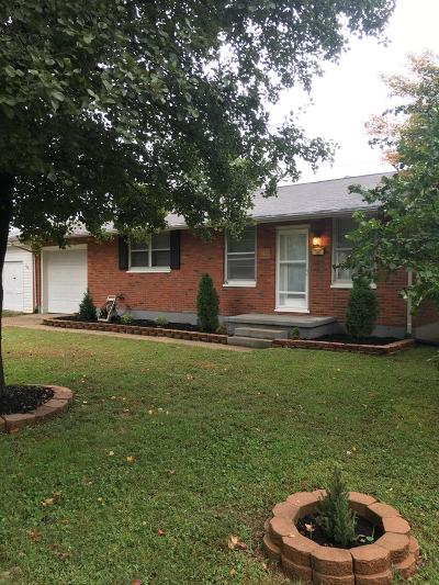 Owensboro Single Family Home For Sale: 2316 Bittel Rd.