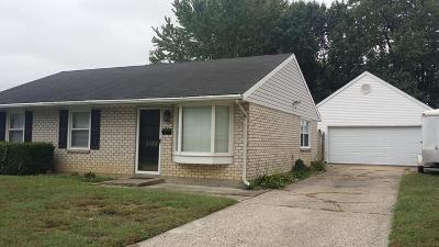 Owensboro Single Family Home For Sale: 3853 Carpenter Drive