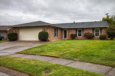 Owensboro Single Family Home For Sale: 2324 Kingman Loop N