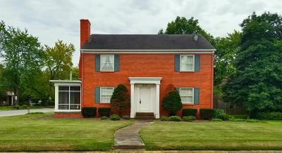 Owensboro Single Family Home For Sale: 600 Ford Ave