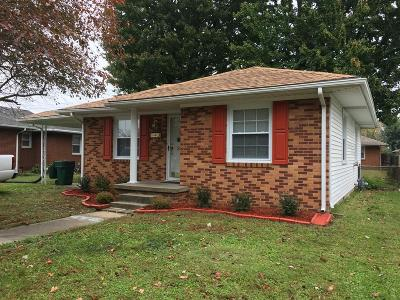Owensboro Single Family Home For Sale: 3109 Allen Street